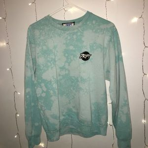 Drift Acid wash sweatshirt (handmade)
